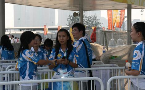 Olympicvolunteers