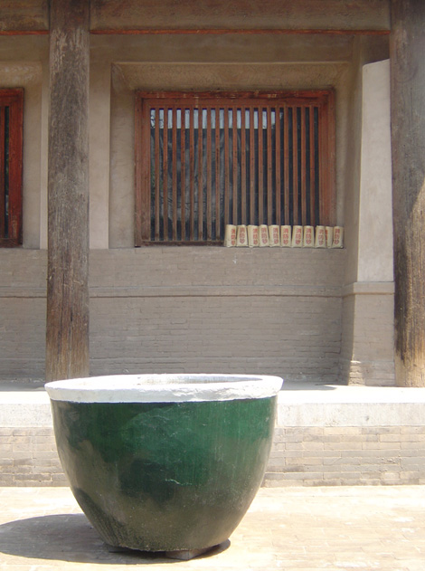 Tempelpot